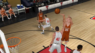 NCAA March Madness 07 Screenshot 3