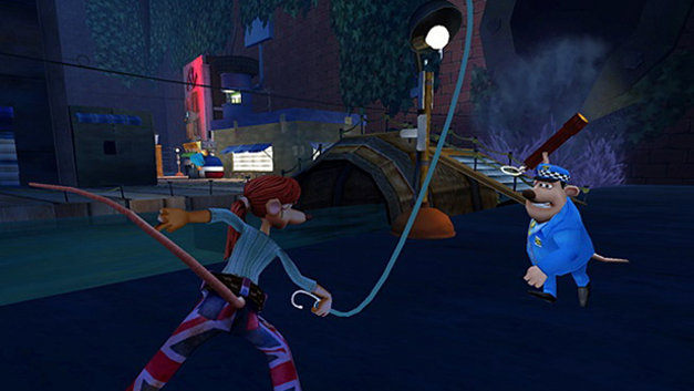 Flushed Away Screenshot 1