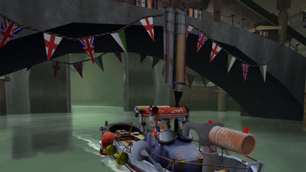 Flushed Away Screenshot 7