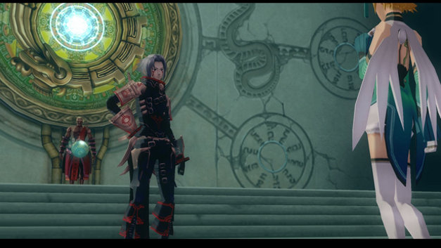 .hack//G.U. vol. 2//Reminisce Screenshot 1