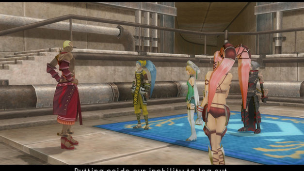 .hack//G.U. vol. 2//Reminisce Screenshot 10