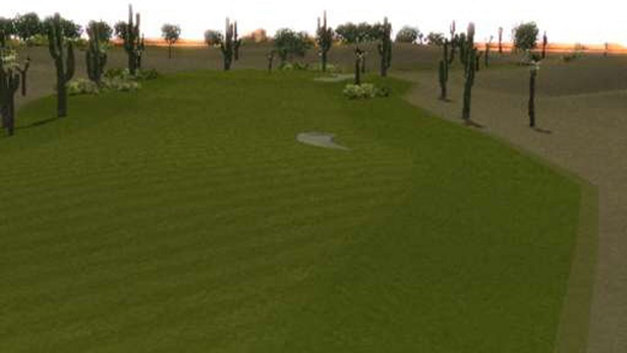 ProStroke Golf - World Tour 2007 Screenshot 1
