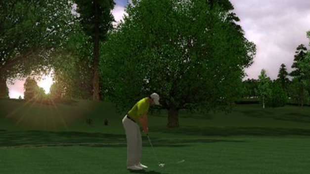 ProStroke Golf - World Tour 2007 Screenshot 4
