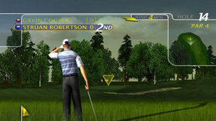 ProStroke Golf - World Tour 2007 Screenshot 5
