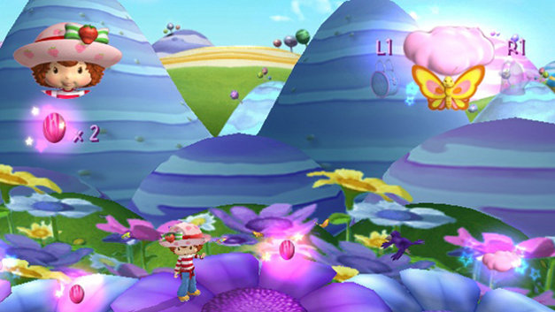 Strawberry Shortcake: Adventures in the Land of Dreams Screenshot 1
