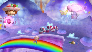 Strawberry Shortcake: Adventures in the Land of Dreams Screenshot 2