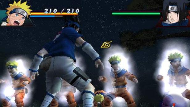 Naruto Uzumaki Chronicles Screens3