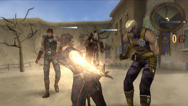 God Hand Screenshot 4