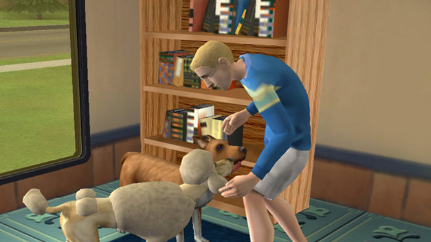 The Sims 2: Pets Screenshot 1
