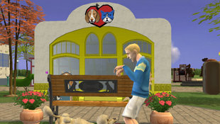 The Sims 2: Pets Screenshot 2