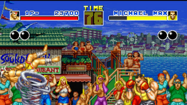 Fatal Fury: Battle Archives Volume 1 Screenshot 4