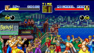 Fatal Fury: Battle Archives Volume 1 Screenshot 5