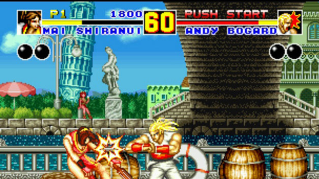 Fatal Fury: Battle Archives Volume 1 Screenshot 7