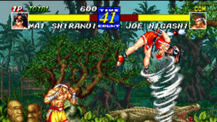 Fatal Fury: Battle Archives Volume 1 Screenshot 8