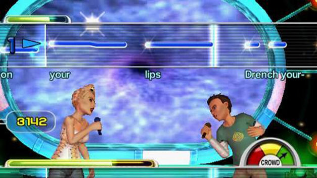Karaoke Revolution Presents: American Idol Screenshot 1