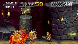 Metal Slug Anthology Screenshot 3