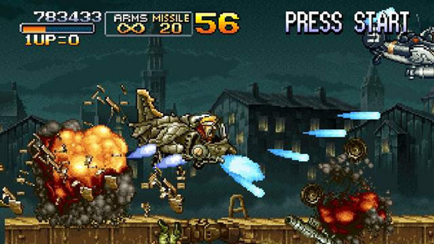 Metal Slug Anthology Screenshot 4