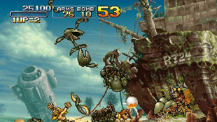 Metal Slug Anthology Screenshot 5