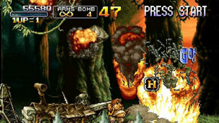 Metal Slug Anthology Screenshot 6