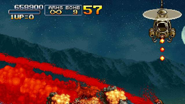 Metal Slug Anthology Screenshot 7