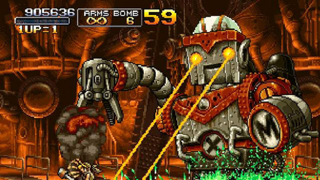 Metal Slug Anthology Screenshot 10