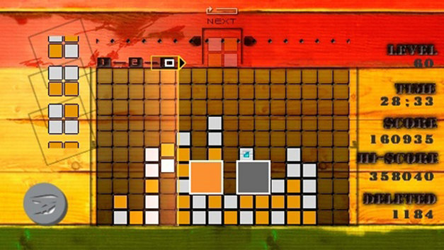 Lumines Plus Screenshot 4