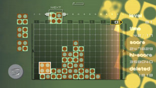 Lumines Plus Screenshot 6