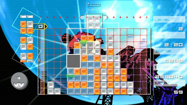 Lumines Plus Screenshot 7