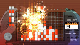 Lumines Plus Screenshot 8