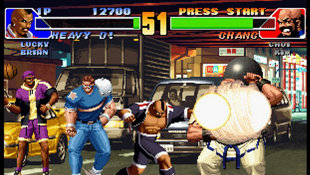 The King of Fighters Collection: The Orochi Saga Screenshot 3