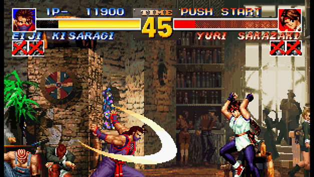 The King of Fighters Collection: The Orochi Saga Screenshot 7