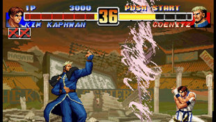 The King of Fighters Collection: The Orochi Saga Screenshot 9