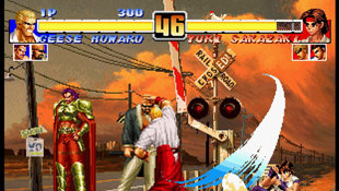 The King of Fighters Collection: The Orochi Saga Screenshot 11