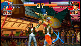 The King of Fighters Collection: The Orochi Saga Screenshot 12