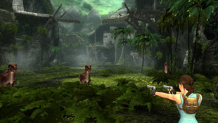 Tomb Raider: Anniversary Screenshot 6