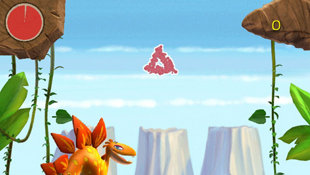 Konami Kids Playground: Dinosaur Shapes & Colors Screenshot 2