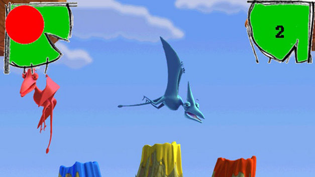 Konami Kids Playground: Dinosaur Shapes & Colors Screenshot 4