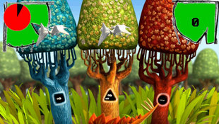 Konami Kids Playground: Dinosaur Shapes & Colors Screenshot 5