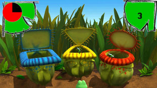 Konami Kids Playground: Frogger Hop, Skip & Jumpin' Fun Screenshot 6