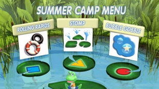 Konami Kids Playground: Frogger Hop, Skip & Jumpin' Fun Screenshot 9