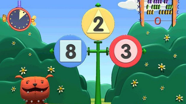 Konami Kids Playground: Toy Pals Fun with Numbers Screenshot 7