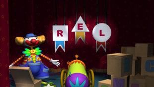 Konami Kids Playground: Alphabet Circus Screenshot 3