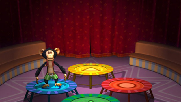 Konami Kids Playground: Alphabet Circus Screenshot 4