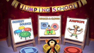 Konami Kids Playground: Alphabet Circus Screenshot 5