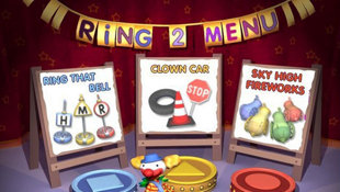 Konami Kids Playground: Alphabet Circus Screenshot 8