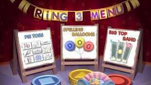 Konami Kids Playground: Alphabet Circus Screenshot 9
