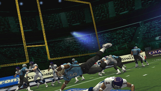 Arena Football: Road to Glory Screenshot 1