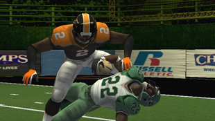 Arena Football: Road to Glory Screenshot 2
