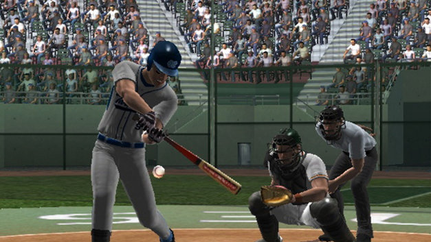 MVP 07 NCAA Baseball Screenshot 1