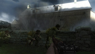 Medal of Honor: Vanguard Screenshot 2